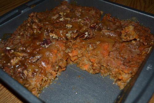 Sweet Potato Oatmeal Breakfast Casserole | Eats | Pinterest