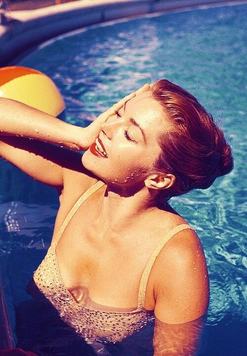 Esther williams bathing beauty people pinterest