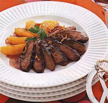 Duck a l'Orange | Food | Pinterest