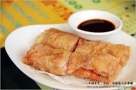 Tofu skin roll (腐皮捲 | Hong Kong Food | Pinterest