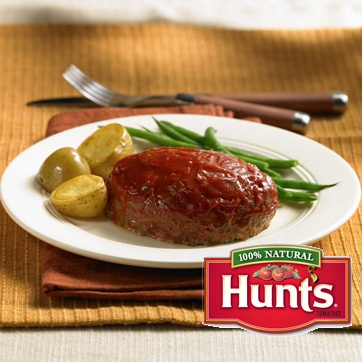 Classic Mini Meatloaves by Hunt's®, Egg Beaters® and PAM®