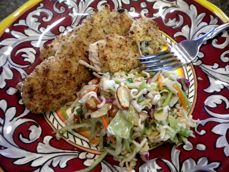 Homemade Lemon Pepper Chicken Strips and a Giveaway! | Busy-at-Home