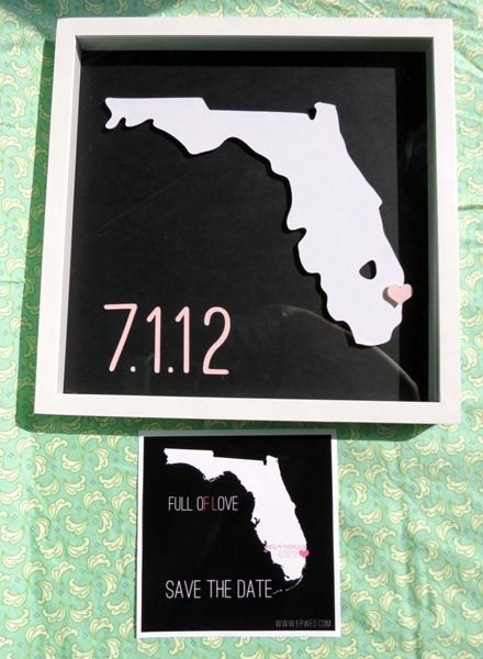 Wedding Gift Shadow Box : Shadow Box Wedding Gift My Dream Wedding/ideas Pinterest
