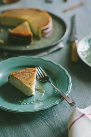 Melopita~Greek Honey Pie} | {Gluten Free Sweet Me} | Pinterest