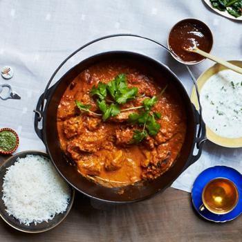Chicken Tikka Masala Recipe - Bon Appétit & ZipList