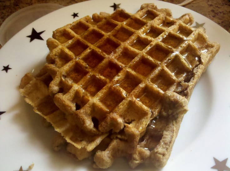 Maple Pecan Waffles | Pancakes & Waffles | Pinterest