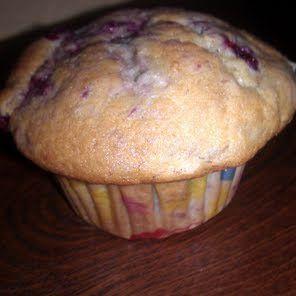 Raspberry Banana Muffins recipe snapshot