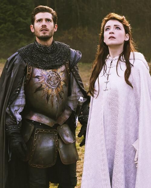 Prince Phillip & Aurora: promo still | Once Upon A Time | Pinterest