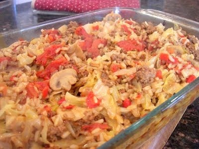deconstructed stuffed cabbage casserole recipe yummly deconstructed ...