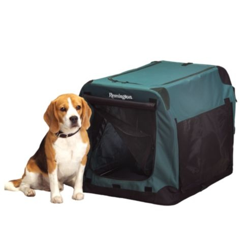 Remington Canvas Collapsible Dog Kennel, Small-Medium Breed - Tractor Supply Online Store