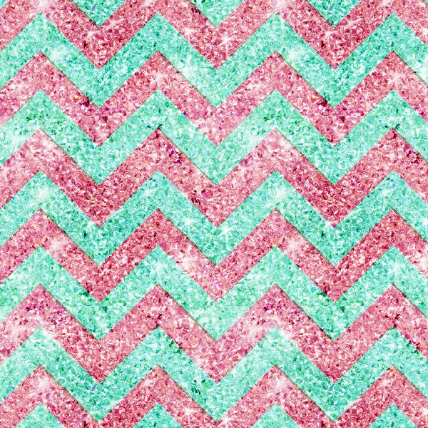 GLITTER CHEVRON | Crafts | Pinterest