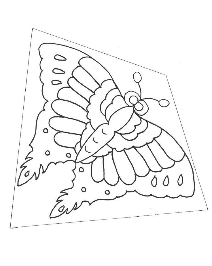 Kite Bow Template Printable Kite template printable