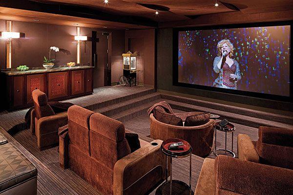 AV Interior How To | Home Theater | Dream Home | Pinterest