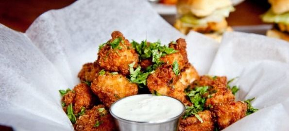 Chipotle Popcorn Chicken Recipe - Top Dinner Recipes