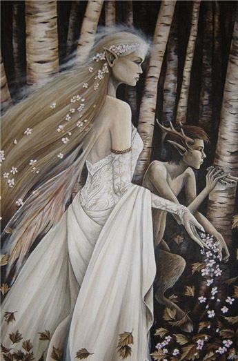 Brian Froud faery