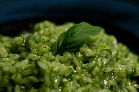 Love risotto, this looks delicious! Summer Herb Risotto ...
