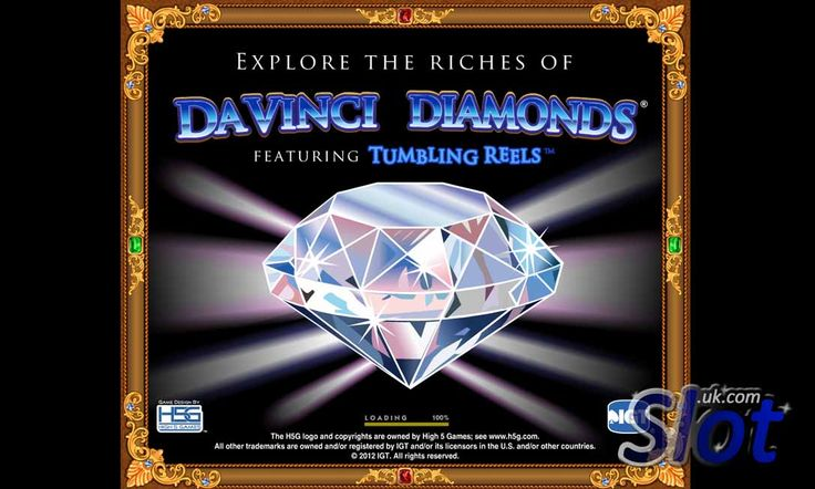 da vinci diamonds slots free play