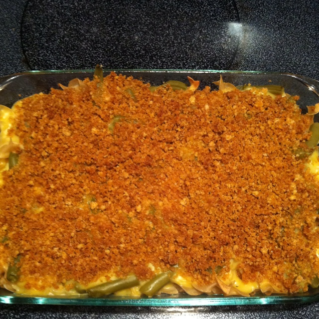 Chicken and green bean casserole | Favorite Recipes | Pinterest