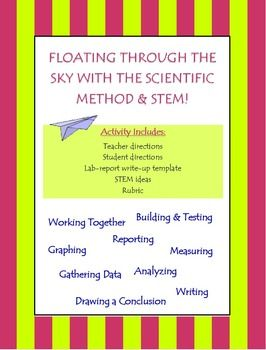 scientific method write up Lab 1 – the scientific method and termite trails welcome to nsb • why do you need to know about biology – stem cells, cloning, dna, genetic testing.