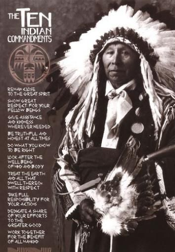 Mother Earth, Father Sky, Native American