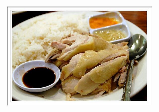 Singapore Hainanese Chicken Rice Recipe | food | Pinterest