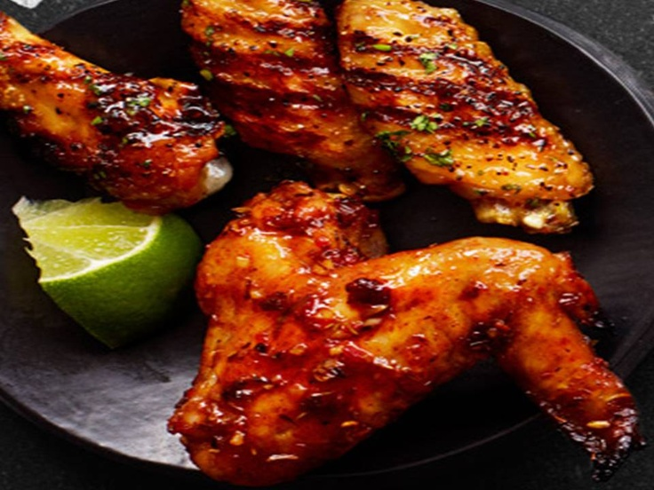 Tequila Lime Chicken Wings | CLUCK | Pinterest