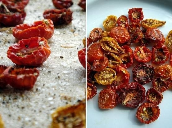 OVEN DRIED TOMATOES | Gastronomy Adventures | Pinterest