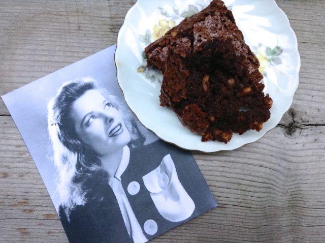 Test Kitchen Tuesday: Katharine Hepburn's Brownies