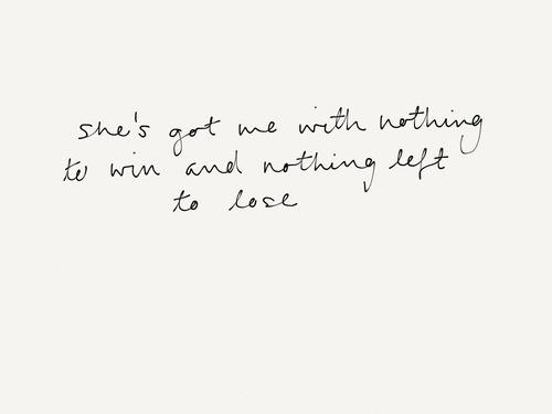 u2 lyrics | Tumblr