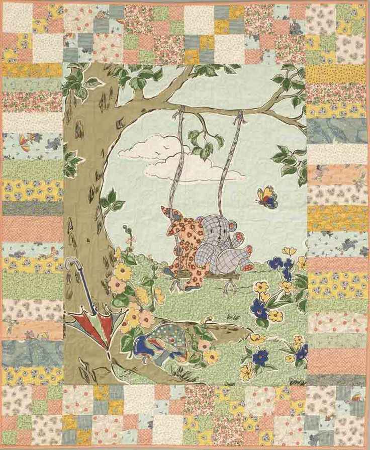 Pin by valerie morton on quilts with panels pinterest for Children s fabric panels