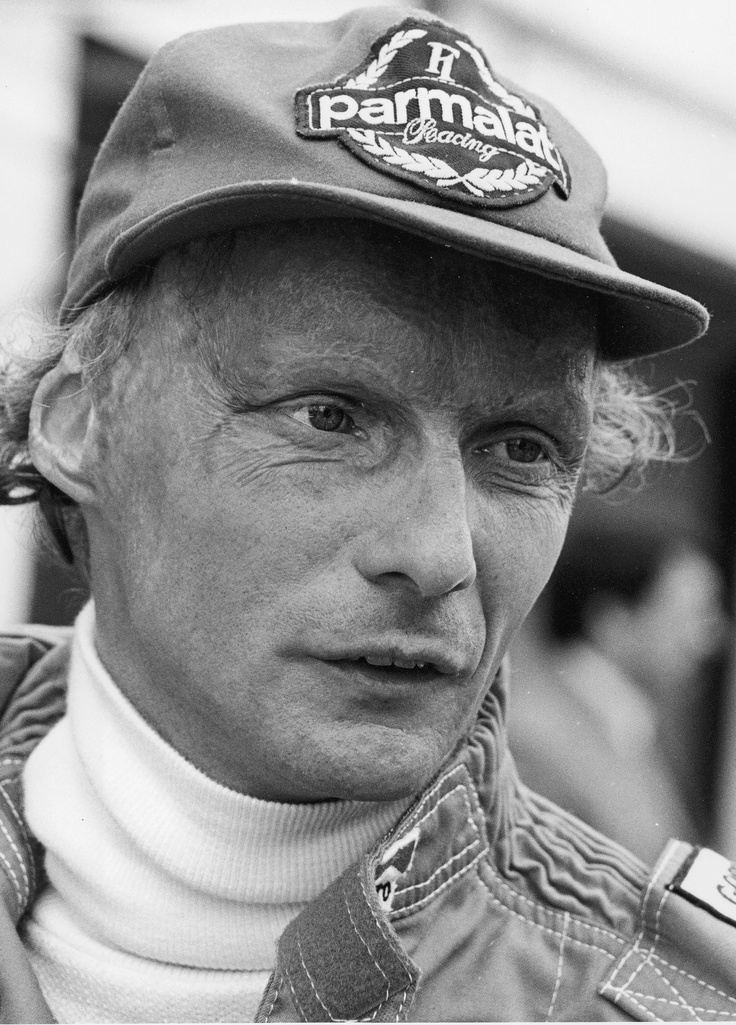 niki lauda niki lauda formula1 legend pinterest. Black Bedroom Furniture Sets. Home Design Ideas