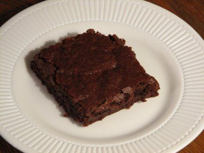 Whole Wheat Brownies! I used full whole wheat and they turned out ...