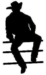 western silhouette