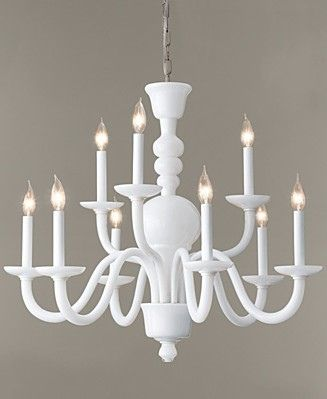milk glass chandelier  DIY an old brass chandelier using flat white spray paint