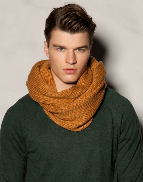 Best Scarves for Men FW 2012  A&F Best Mens Scarves 2012