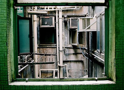 Chungking Mansion BY THE WINDOW Pinterest