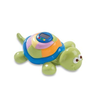 Summer Infant Digital Turtle Bath Water Temperature Tester ...