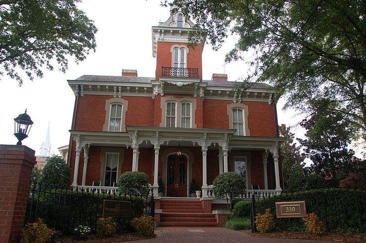 Pin by melinda cowan on north carolina famous historic for The house raleigh