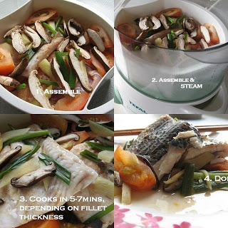 Chinese Steamed Fish   Gluten/Dairy-Free Recipes   Pinterest