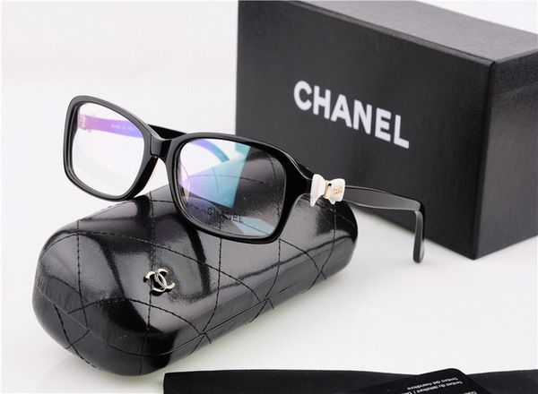chanel bow eye glasses four eyed chic