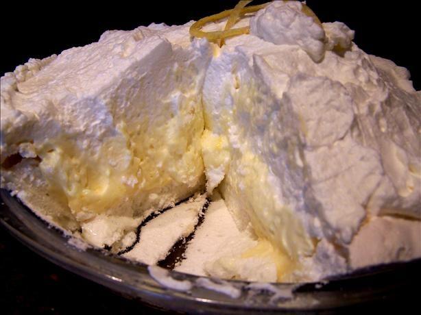 Heavenly Pie Lemon Meringue Reversed) Recipe - Food.com - 50613