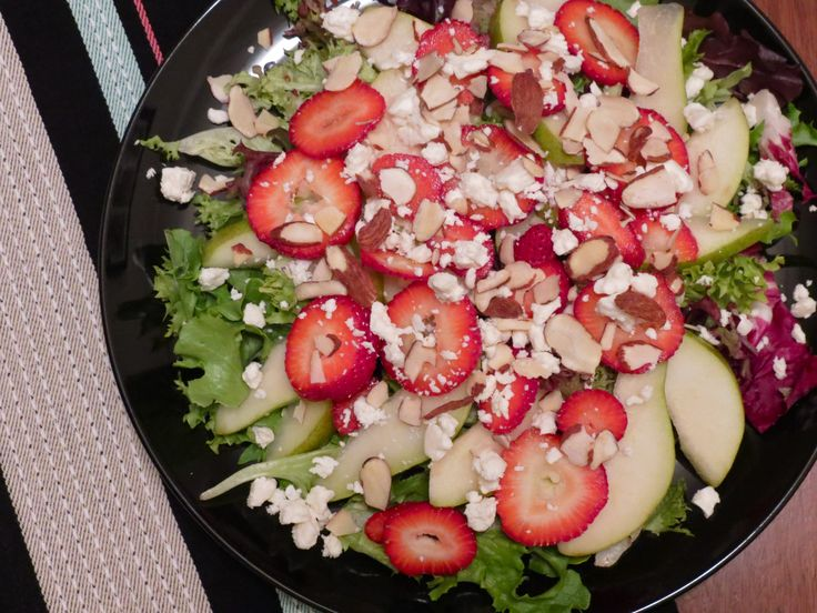 Summer Apple And Pear Salad Recipes — Dishmaps