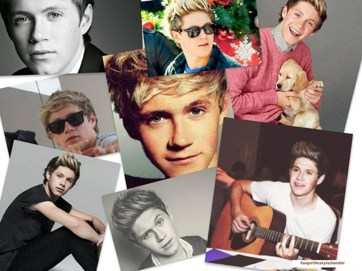 Niall Horan Collage | My Own Creations | Pinterest