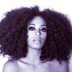 Solange channeling Diana Ross!!!!