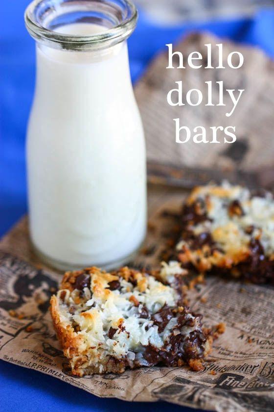 hello dolly bars from eat live run