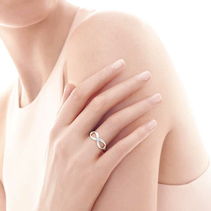 Tiffany Infinity Ring Style Pinterest