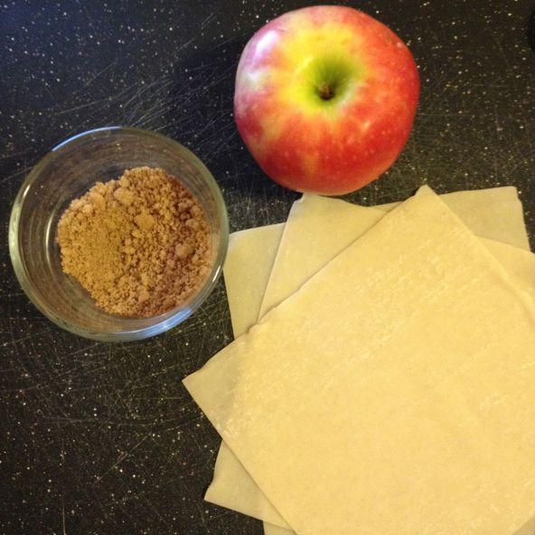Apple turnovers | Fall Seasonal Sweets | Pinterest