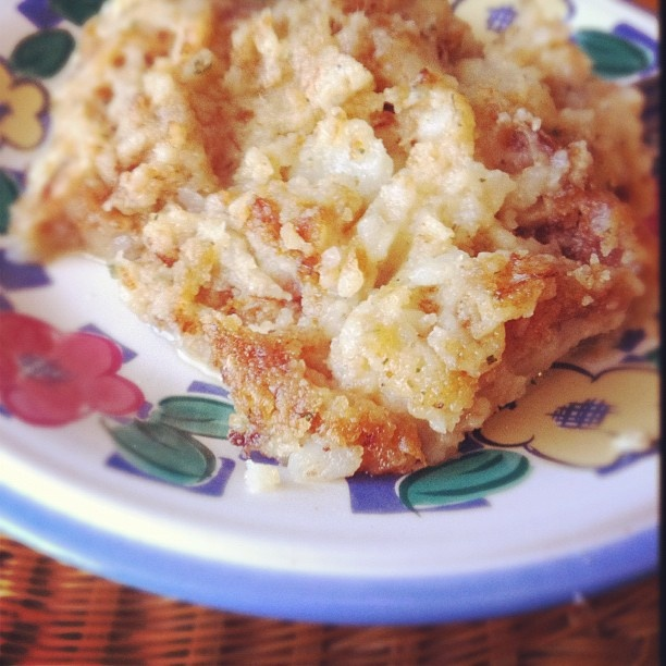 Cheesy, Garlic, Parsley Mashed Potatoes | food! | Pinterest