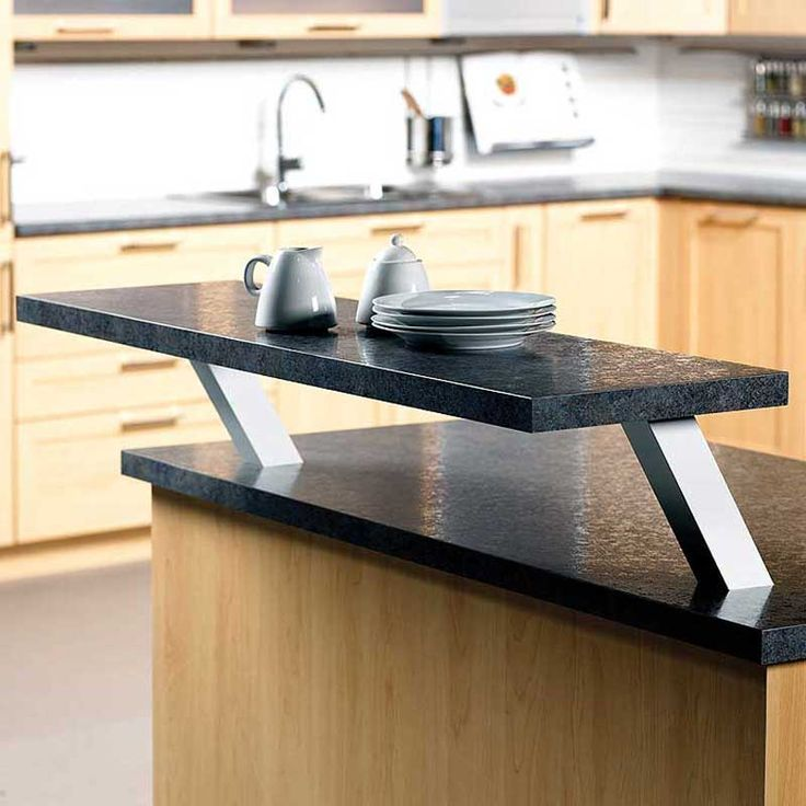 Square Angled Countertop Support Neat Ideas Pinterest