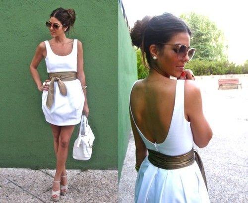 love white dresses